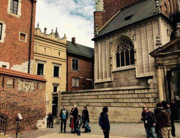 zwiedzanie Krakowa z przewodnikiem