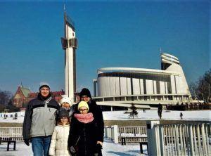 pielgrzymka po Krakowie do Sanktuarium w Łagiewnikach