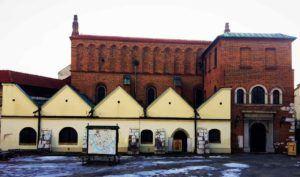 Stara Synagoga na krakowskim Kazimierzu