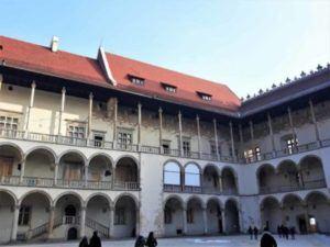 zamek Wawel w Krakowie