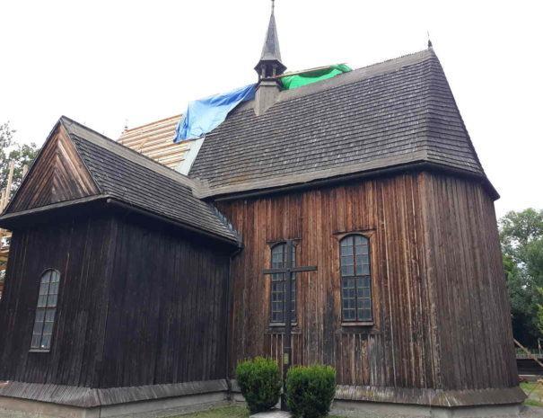 kościół Św. Bartłomieja w Nowej Hucie w Krakowie