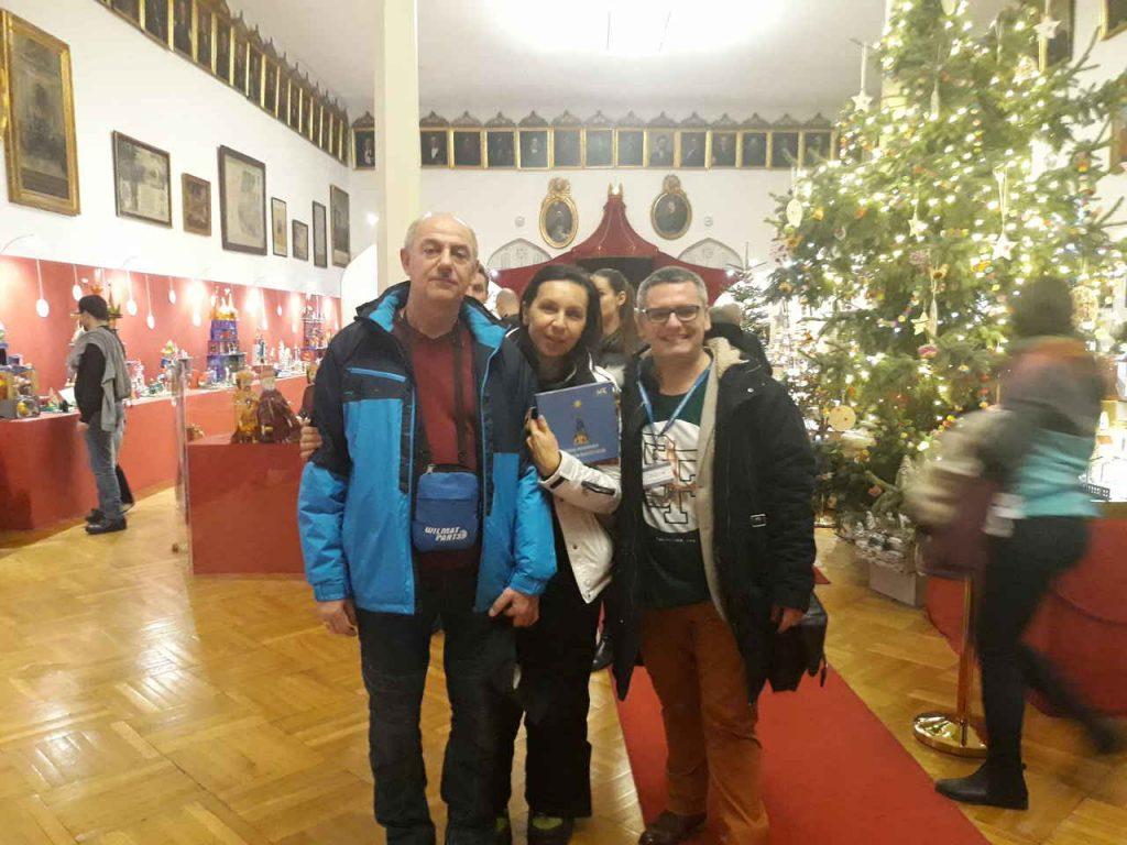 Zwiedzanie wystawy Szopek Krakowskich z przewodnikiem po Krakowie