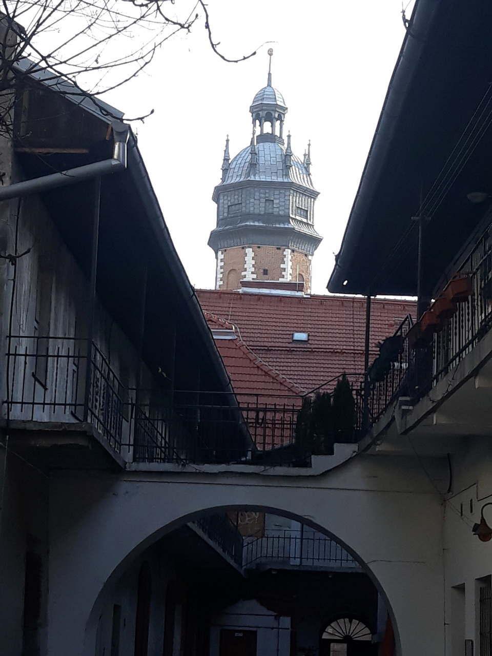 romantyczny spacer po Krakowie