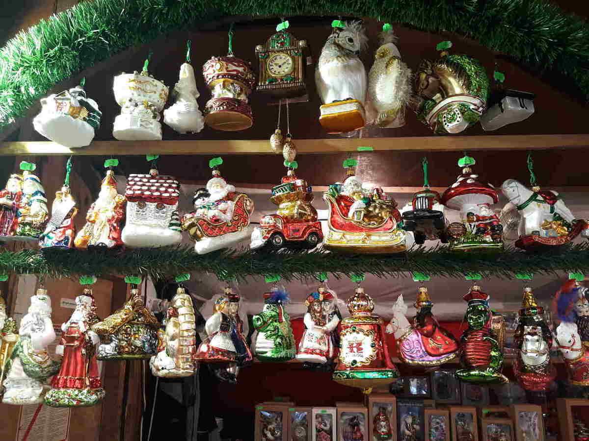 bożonarodzeniowe ozdoby